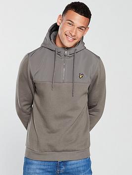 lyle-scott-lyle-amp-scott-soft-shell-jersey-14-zip-hoodie