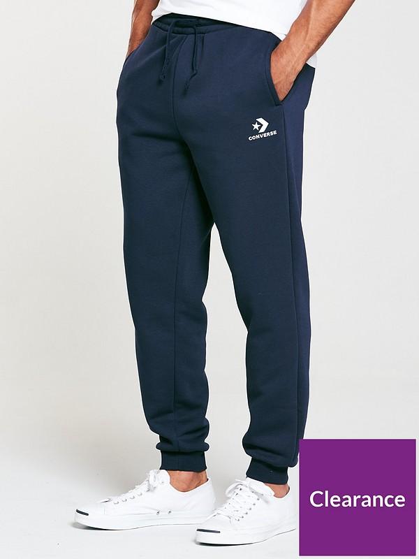 encontrar el precio más bajo belleza sitio oficial Converse Star Chevron Pants   littlewoods.com