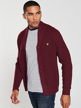 lyle-scott-shawl-neck-cardigan
