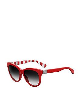 love-moschino-love-moschino-oversized-oval-red-sunglasses