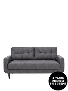 skandi-faux-leather-3-seater-sofa