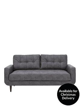 skandi-faux-leather-3-seater-sofa