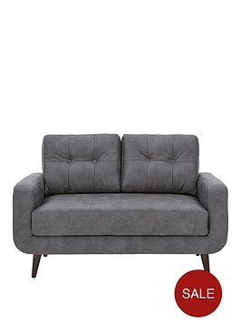 skandi-faux-leather-2-seater-sofa