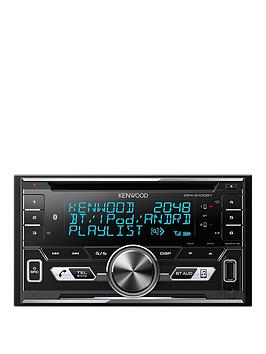 kenwood-dpx-5100bt-2-din-in-car-radio-with-built-in-bluetoothtrade