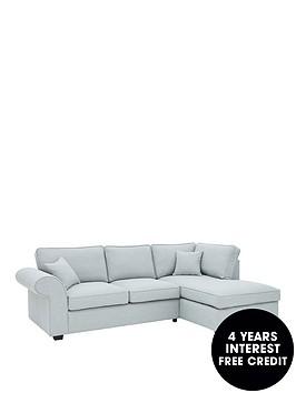 victoria-fabric-right-hand-corner-chaise-sofa