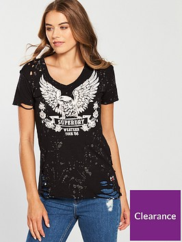 superdry-taylor-distress-tee