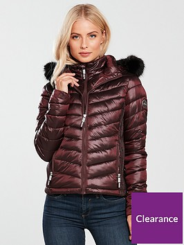 superdry-hooded-luxe-chevron-fuji-deep-ruby