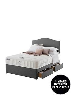 rest-assured-tilbury-wool-tufted-divan-bed-with-storage-options--nbspsoft