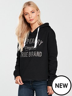 superdry-true-brand-rhinestone-crop-hoodienbsp--black