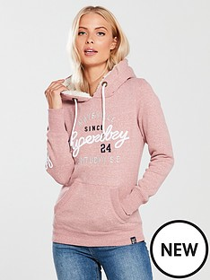 superdry-aria-applique-borg-overheadnbsphoodienbsp--dusty-rose