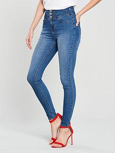 v-by-very-new-macy-high-waisted-skinny-jean-mid-wash