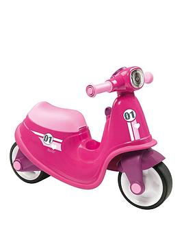 Smoby Smoby Ride On Scooter &Ndash; Pink Picture