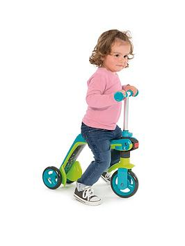 Smoby Smoby Reversible 2-In-1 Scooter &Ndash; Blue Picture