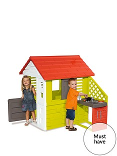 smoby-nature-playhouse-with-summer-kitchen
