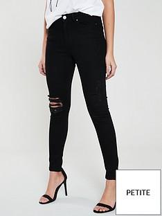 v-by-very-short-ella-high-waisted-skinny-jean-black