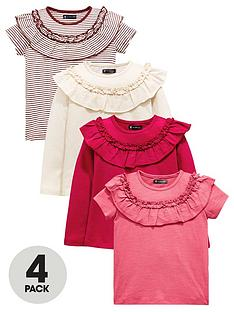mini-v-by-very-girls-4-pack-ruffle-t-shirts