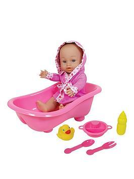 lissi-11-inch-27cm-doll-with-bathtub-amp-accessories