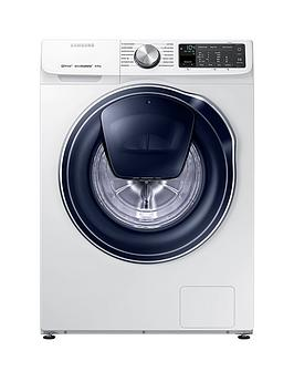 Samsung Samsung Ww80M645Opm/Eu 8Kg Load, 1400 Spin Quickdrive&Trade;  ... Picture