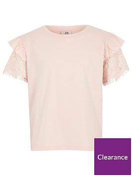 river-island-girls-pink-frill-lace-short-sleeve-t-shirt