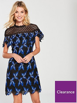 v-by-very-layered-yoke-lace-dress-multi
