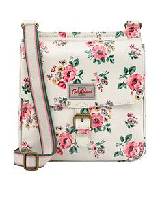 cath-kidston-grove-bunch-tab-saddle-bag-cream