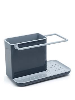 Joseph Joseph Joseph Joseph Caddy Sink Organiser &Ndash; Dark Grey/Grey Picture