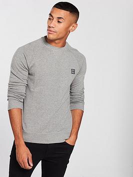 boss-crew-neck-sweatshirt