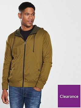 boss-reversible-zip-through-jacket-olive