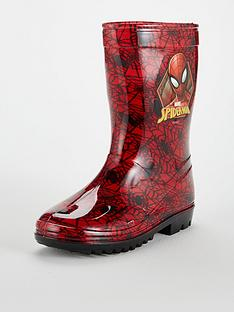 spiderman-wellies