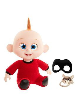 Disney The Incredibles   Incredibles 2 12Inch Basic Jack Jack W/ Rooted Hair