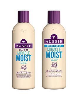 Aussie   Miracle Moist Pack