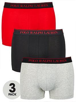 190d375d37857e Polo Ralph Lauren Trunks (3 Pack) | littlewoods.com