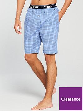 polo-ralph-lauren-woven-check-short