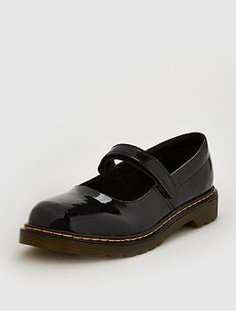 Dr Martens Dr Martens Maccy Mary Jane Shoes - Black Picture