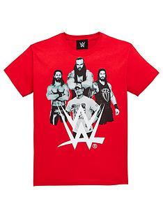 wwe-printed-t-shirt