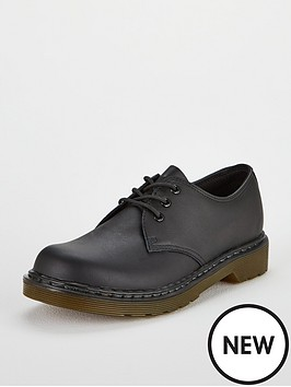 dr-martens-boys-junior-1461-softy-t-oxford-shoe-black