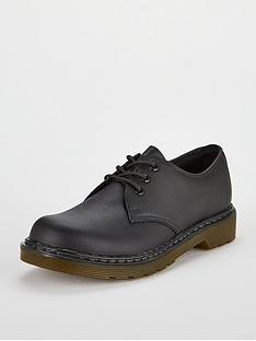 dr-martens-junior-1461-softy-t-oxford-shoe-black