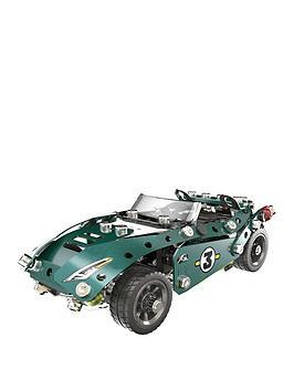 Meccano Meccano Meccano 5-In-1 Roadster Cabriolet Model Set Picture