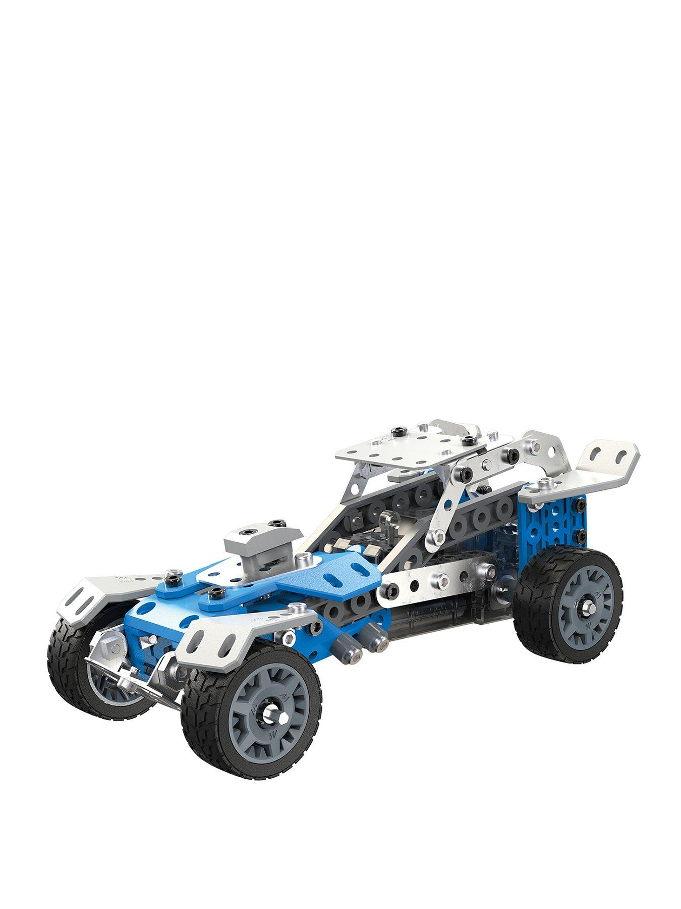 Meccano Sports Roadster RC 2 in 1 Model Set 150 Pieces