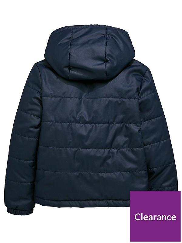 kup najlepiej 100% najwyższej jakości nowy autentyczny Boys Hooded Padded Jacket