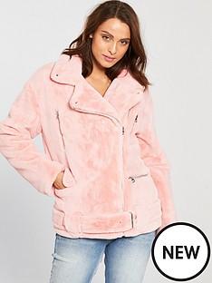 v-by-very-faux-fur-biker-jacket-pink