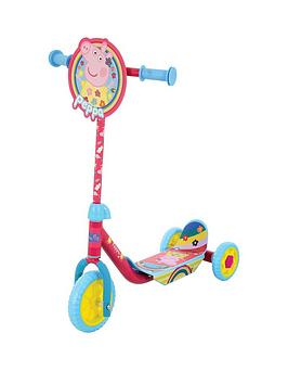 Peppa Pig Peppa Pig My First Tri Scooter Picture