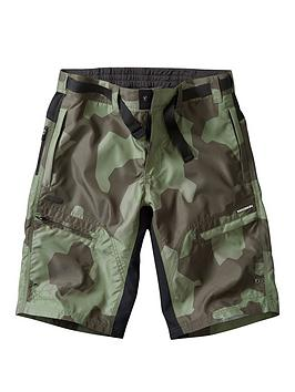 MADISON Madison Trail Cycle Shorts - Olive Camo Picture