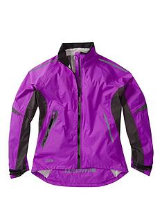 MADISON Stellar Women s Waterproof Cycle Jacket - Purple Cactus 71297bf17