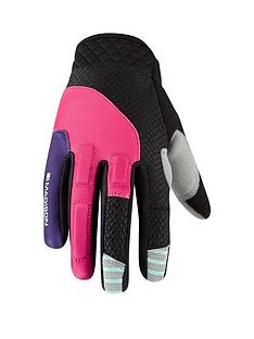 madison-zena-womens-cycle-gloves-rose-redimperial-purple
