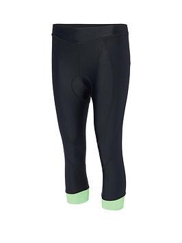 madison-keirin-womens-34-cycle-shorts-blacksea-spray-blue