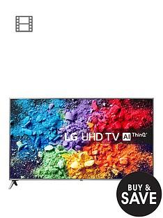 lg-65uk6500pla-65-inch-ultra-hd-4k-hdrnbspfreeview-play-smart-tv-steel-silver-amp-black