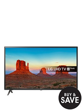 lg-43uk6300plbnbsp43-inch-ultra-hd-4k-hdr-freeview-play-smart-led-tvnbsp--black