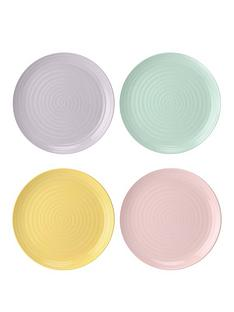 sophie-conran-for-portmeirion-colour-pop-85-inch-coupe-plates