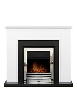 adam-fires-fireplaces-greenwich-fireplace-in-white-amp-black-with-eclipse-chrome-electric-fire